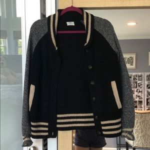 Madewell Cardigan Sweater Oversized